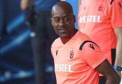 Trabzonsporda Eddie Newtondan transfer açıklaması