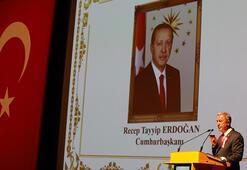 Cumhurbaşkanı Erdoğan, kurmay subaylara hitap etti: Kimsenin toprağında gözümüz yok