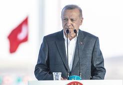 Cumhurbaşkanı Erdoğandan Ankara-Niğde Otoyolu paylaşımı