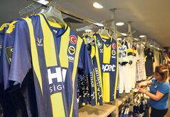 Fenerbahçeden sürpriz proje Süper Lig kulüplerinin forması satılacak...