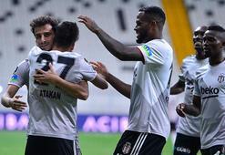 Beşiktaş - Antalyaspor: 3-0