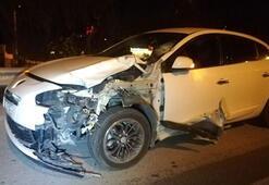 Çok acı olay... Otomobilin çarptığı genç hayatını kaybetti
