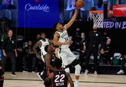 NBAde Heat, durumu 3-0 yaptı