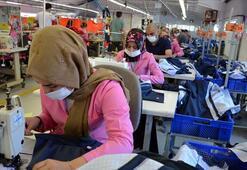 Güneydoğudan 188 ülkeye tekstil ürünü ihracatı