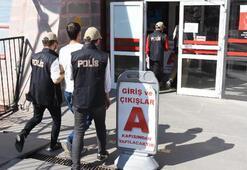Eskişehir'de FETÖ operasyonuna 2 tutuklama