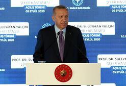 İstanbulda büyük açılış Erdoğan maalesef dedi ve uyardı Seferberlik çağrısı