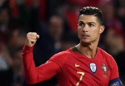 Portekizde Ronaldo maç kadrosundan çıkarıldı.