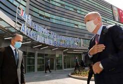 Cumhurbaşkanı Erdoğandan Göztepe Prof. Dr. Süleyman Yalçın Şehir Hastanesi paylaşımı
