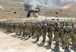 Türkiye ve Azerbaycandan dünyaya göz dağı Hedefler havadan ve karadan vuruldu