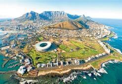 Güney Afrika Cumhuriyeti Hakkında Bilgiler; Bayrağının Anlamı, 2020 Nüfusu, Başkenti, Para Birimi  Ve Saat Farkı