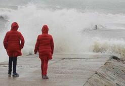 Meteoroloji bölge bölge uyardı Fırtına geliyor