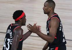NBAde Toronto seriyi eşitledi: 2-2