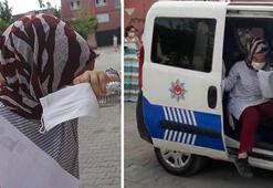 Kimlikler evde kalınca... KPSS'ye polis yetiştirdi