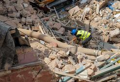 Mucize bekleniyordu, Beyrutta nabız duyulan enkazda yaşam işareti yok