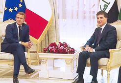 Barzani, Ankaraya Macronla ilgili ne dedi