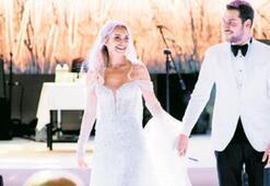 Eryılmaz çiftinin nikahını Örki kıydı