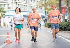 9 Eylül Yarı Maratonu coşkuyla tamamlandı