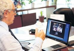 Online toplantılarla dışsatımcıya destek