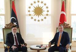 Son dakika: Cumhurbaşkanı Erdoğan - Serrac görüşmesi Açıklama geldi