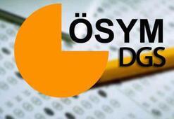ÖSYM DGS sonuçlarını erken açıkladı  Sonuç sorgulama ekranı...