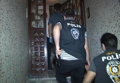 Son dakika... İstanbulda 6 ilçede büyük operasyon