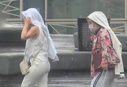 Meteorolojiden son dakika uyarısı geldi Bu bölgelerde yaşayanlar dikkat
