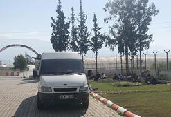 Kaşta 33 kaçak göçmen yakalandı
