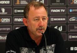 Sergen Yalçından transfer açıklaması Josef, Aboubakar...