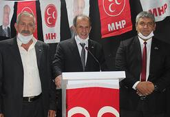 CHPden istifa edip MHPye geçtiler