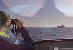 Son dakika... Görünce dilleri tutuldu Türk ve Yunan donanmaları...