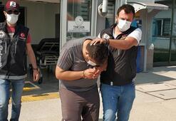İstanbuldan Samsuna uyuşturucu götüren Iraklı yakalandı