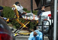 ABDde yaşamını yitirenlerin sayısı 193 bin 259a çıktı