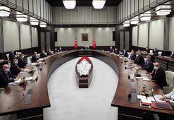 Cumhurbaşkanlığı Kabinesi toplandı Yeni tedbirler gündemde mi