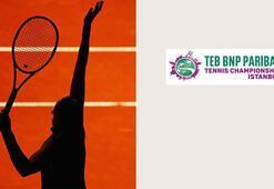 İstanbul'un yeni turnuvası TEB BNP Paribas Tennis Championship İstanbul heyecanı D-Smart'ta
