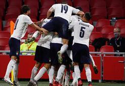 Hollanda - İtalya: 0-1