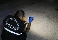 Adanada hareketli gece  Polis 30 boş kovan buldu