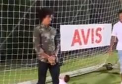 Fenerbahçeli yıldızlar Samadırada Gustavo dikkat çekti...