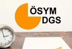 DGS taban puanları ve kontenjanları açıklandı mı DGS tercihleri ne zaman başlıyor