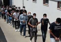 Adana merkezli yasa dışı bahis operasyonunda 17 kişi tutuklandı
