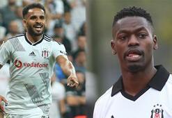 Son Dakika | Beşiktaşta Mirin ve Douglas kadro dışı bırakıldı...