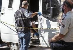 Ankarada banka nakil aracını soyan güvenlik görevlisi yakalandı
