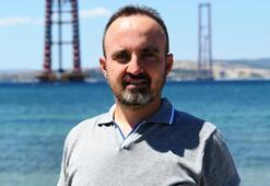 AK Partili Turan: İki kule arasındaki bağlantıyı gururla izleyeceğiz