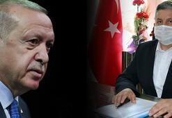 Son dakika Erdoğanın katıldığı toplantı için test yaptıran belediye başkanı, pozitif çıktı