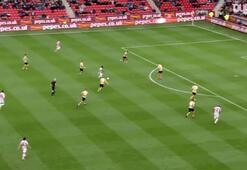 Peter Etebonun Stoke Cityde attığı goller...