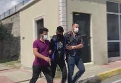 Arnavutköy'de Afgan işçilere dehşeti yaşatan şüphelilerden biri yakalandı