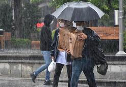 Son dakika... Meteoroloji uyardı 5 il için kuvvetli yağış geliyor