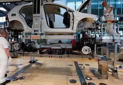 Almanya'da otomotiv kan kaybediyor