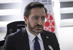 İletişim Başkanı Altun, TRT muhabirinin hedef haline  getirilmesini kınadı
