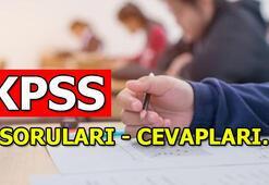 KPSS lisans soruları ve cevapları yayımlandı mı KPSS 2020 soru kitapçığı ve cevap anahtarı ne zaman yayımlanacak