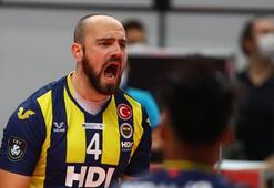 Fenerbahçe HDI Sigorta, AXA Sigorta Erkekler Şampiyonlar Kupasını kazandı